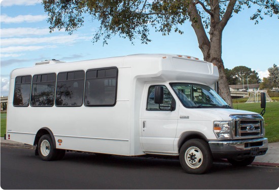 mini bus rental saint john